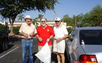 Rotarians cleaning up Ahwatukee